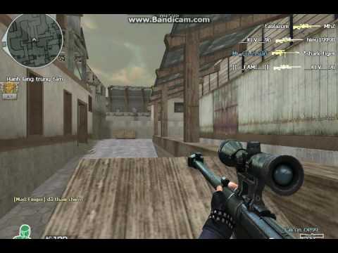 Thu khau sniper GP( bau vat cf) moi ra.