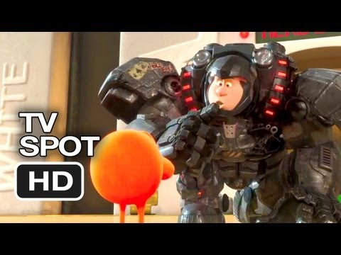 Wreck-It Ralph TV SPOT - Take My Quarters! (2012) - Disney Animated Movie HD