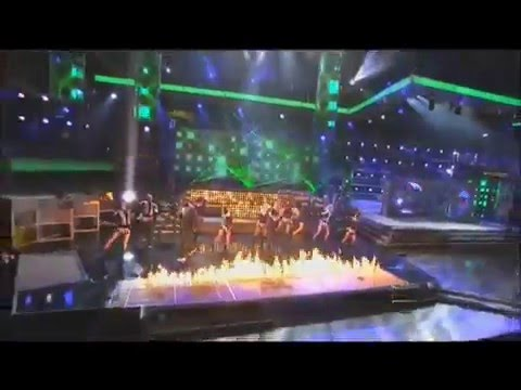 Wisin & Yandel Ft. Sean Kingston - Fever Live