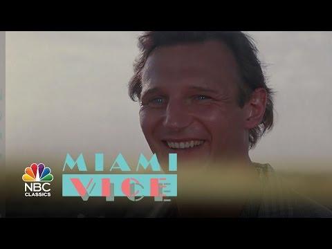 Miami Vice  Spotlight: Liam Neeson  NBC Classics