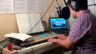 Top 40 piano medley 2010-2011