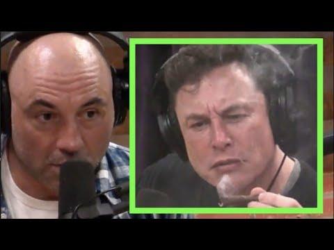 Joe Rogan - Elon Musk is a Super Genius