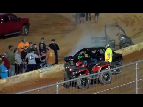 Friendship Motor Speedway #2 (U-CARS RACE) 8-20-16