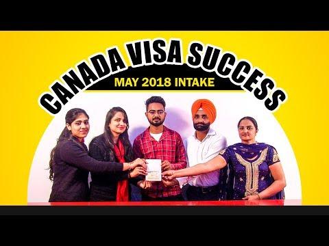 Canada Visa Approval - Conestoga College