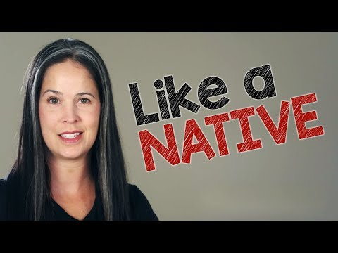 Learn English like a Baby – How to Sound Native