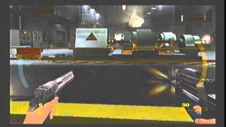 Goldeneye Rogue Agent Gamecube Gameplay part 1