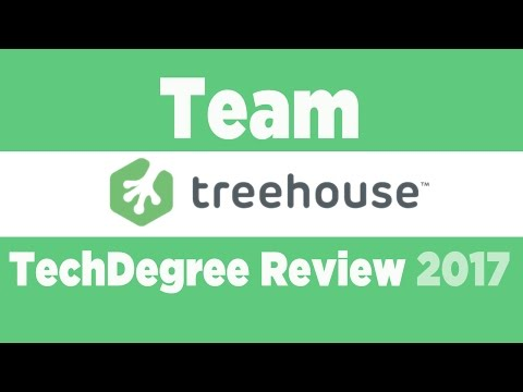 Team Treehouse TechDegree Review 2017