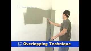 Graco Magnum How to Spray Information Thumbnail