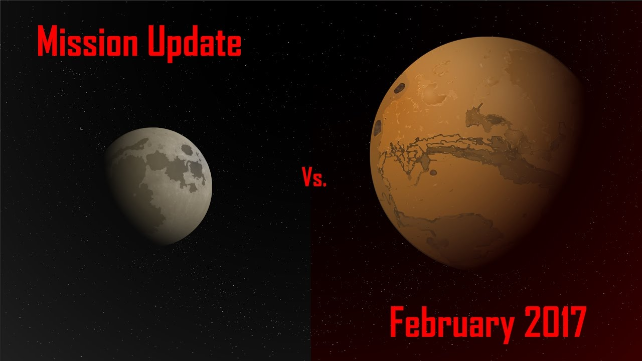 mars mission update - photo #1