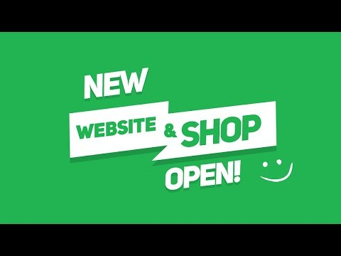 My New Website, Template Shop and Forum