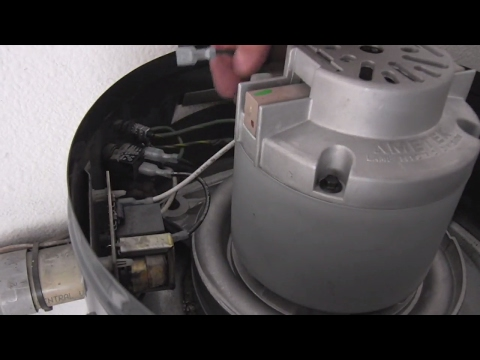 Replacing a Motor on a Vacu Flow Central Vacuum - YouTubeYouTube