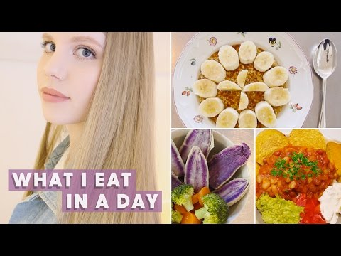 What I Eat In A Day #2 🍴 (Vegan)