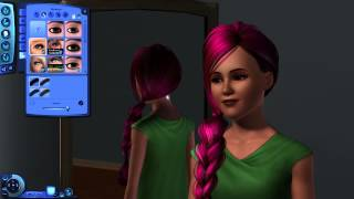 """ARIELS MAKEOVER"" Mystic Creatures - Sims 3 Ep 4"