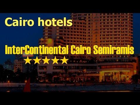 Cairo. Hotel InterContinental Cairo Semiramis. The Holiday Inn Tsitostars