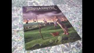 Megadeth - A Look Inside Youthanasia Tour Book