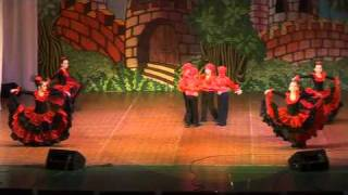 Испанский танец.avi(Фестиваль