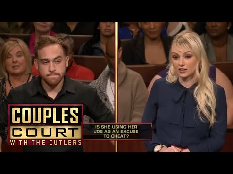 Man Finds Magnums But He Says He Doesn't Wear Those (Full Episode) | Couples Court
