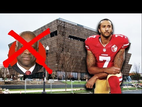 Colin Kaepernick To Be Inducted into African American Museum, Still No Clarence Thomas (REACTION)