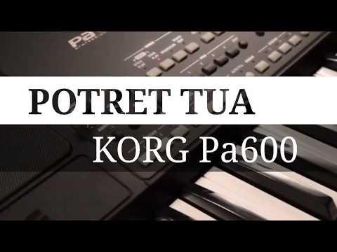 POTRET TUA Karaoke lirik Cover KORG Pa600