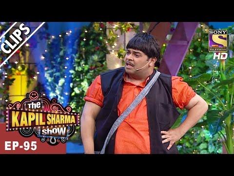 Doodhwala Wants to Make a Film With Ayushmann  - The Kapil Sharma Show - 8th Apr, 2017