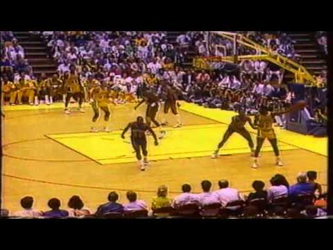 1988 NBA Finals Lakers vs Detroit Game 7 Highlights