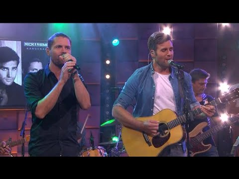 Nick & Simon - Ondersteboven - RTL LATE NIGHT
