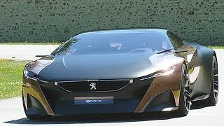 Peugeot Onyx Concept Car - GORGEOUS