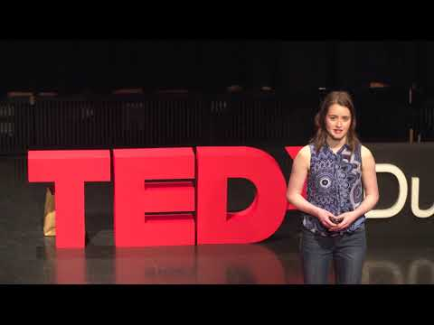 Copy & Paste' - Hidden Asperger's-- Girls With Aspergers | Niamh McCann | TEDxDunLaoghaire
