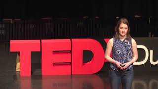 """Copy & Paste - Hidden Aspergers-- Girls with Aspergers | Niamh McCann | TEDxDunLaoghaire"
