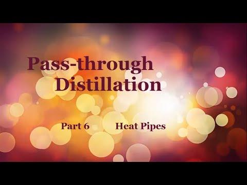Pass-through Distillation Part 6