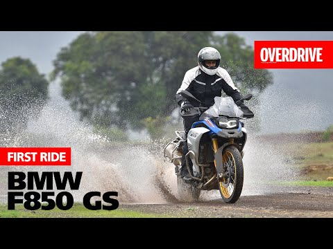 2019 BMW F 850 GS Adventure   First Ride Review   OVERDRIVE