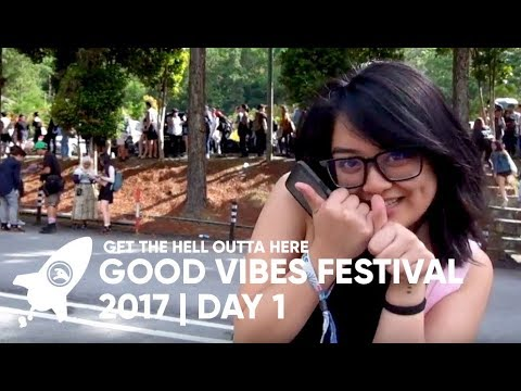 GET THE HELL OUTTA HERE | Good Vibes Malaysia with Lianne - Day 1