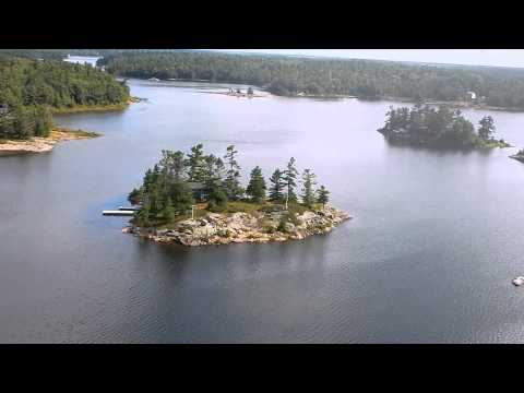 Deepwater Island - Sans Souci, Georgian Bay
