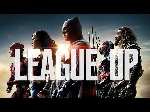 LEAGUE UP! Contest Announcement - Win Justice League Movie Experience
