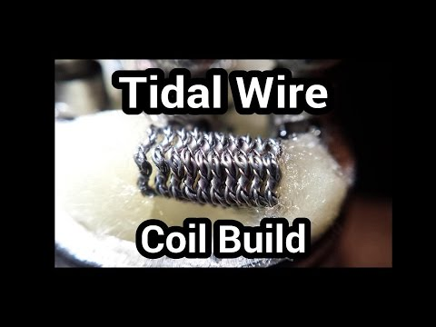 Tidal Wire Coil Build