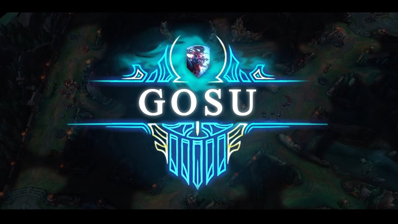hi im gosu Gosu (고수) is a korean term used to refer to a highly skilled person in computer gaming the term is usually used to refer to a person who dominated games like starcraft, counter-strike, warcraft iii, diablo ii, dota, league of legends, heroes of the storm, overwatch and others.
