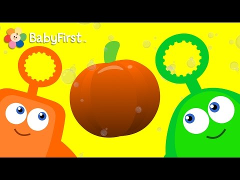 Animals and More  Learning Cartoons for Babies  Bloop and Loop  BabyFirst TV
