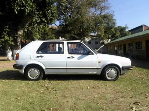 1989 VOLKSWAGEN GOLF 2 AUTO Auto For Sale On Auto Trader South Africa