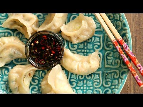 Veg Momos - Dim Sum | Steamed Dumpling Recipe | The Bombay Chef – Varun Inamdar