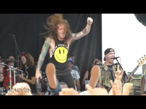 Miss May I - Masses of a Dying Breed - Live 6-28-15 Live Vans Warped Tour