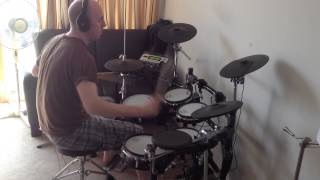 The Roots feat. Joanna Newsom - The Book Of Right On (Roland TD-12 Drum Cover)