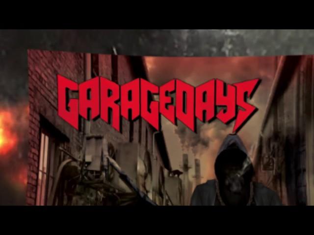 GARAGEDAYS-                      The Unknown Feeling - Lyric Video