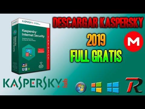 Descargar Kaspersky 2019 Full + Activador   MEGA   Noviembre