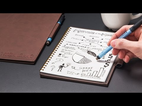 Wipebook | Reusable Whiteboard Notebook Review