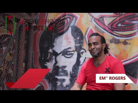 """Brandon """"Okumapem"""" Rogers - Capoeira Testimonial"""