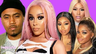 Nas disses Doja Cat! | The City Girls want to work with Nicki Minaj after shading her