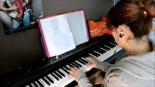 Music Every Day commercial | Rob Simonsen - Red (piano cover)