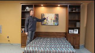 Craftsman Murphy Bed