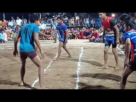 खाेटिया vs गागडवास फाईनल मैच नबीपुरा 2019