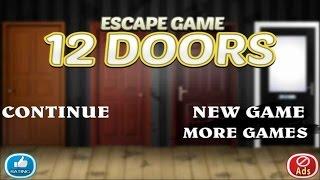 Escape Game 12 Doors   Odd1 Apps    5ngames walkthrough
